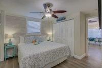 The Nook, Bedroom