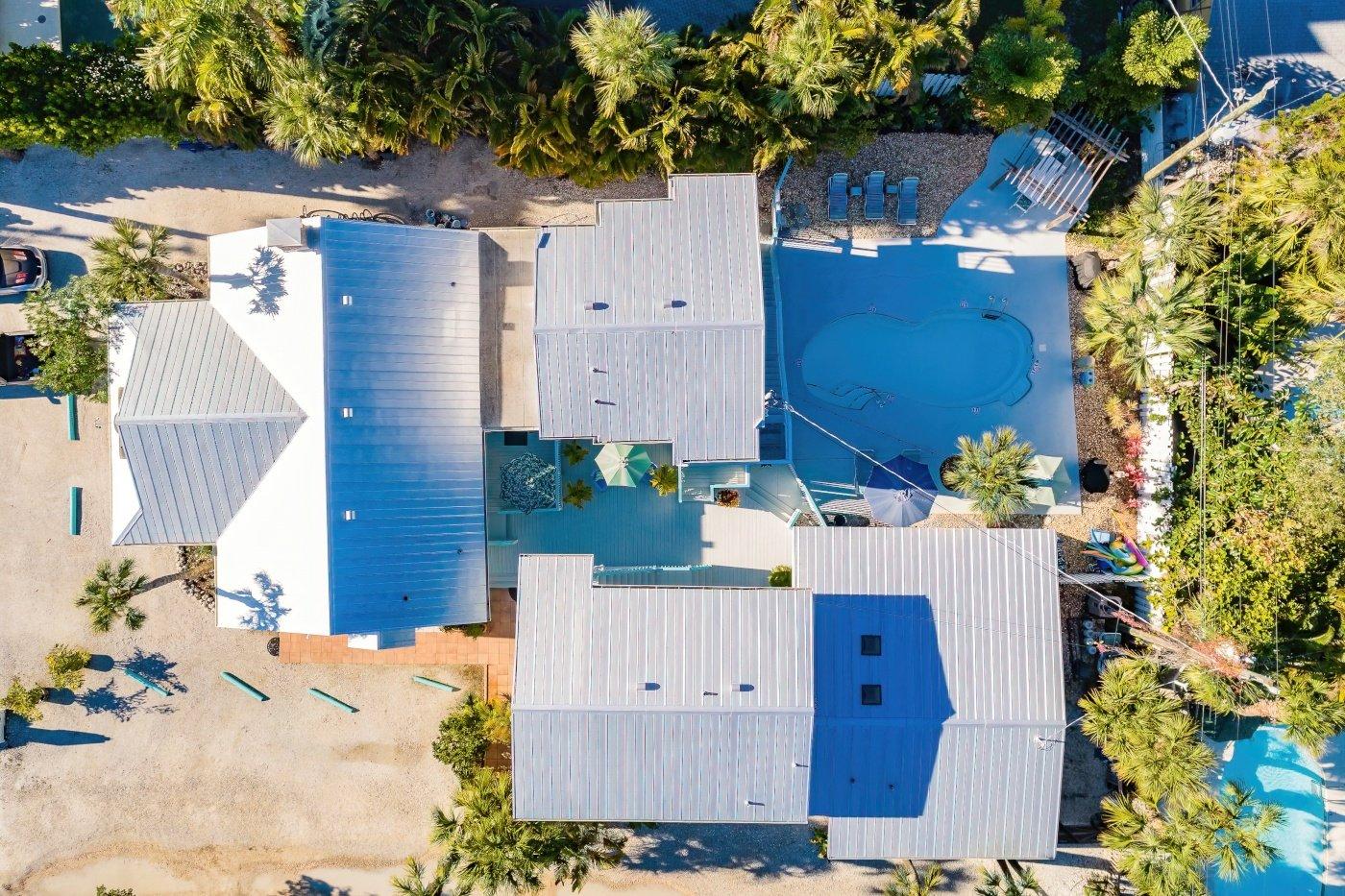 Inn on Siesta Key Aerial View 2