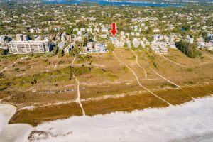 Inn on Siesta Key Aerial View 5