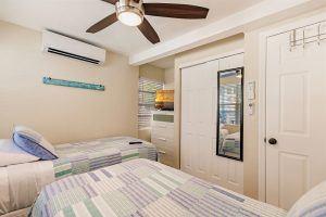 The Cabana, Twin Bedroom 2