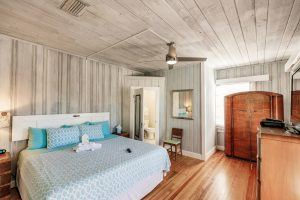 The Cottage, King Bedroom 1