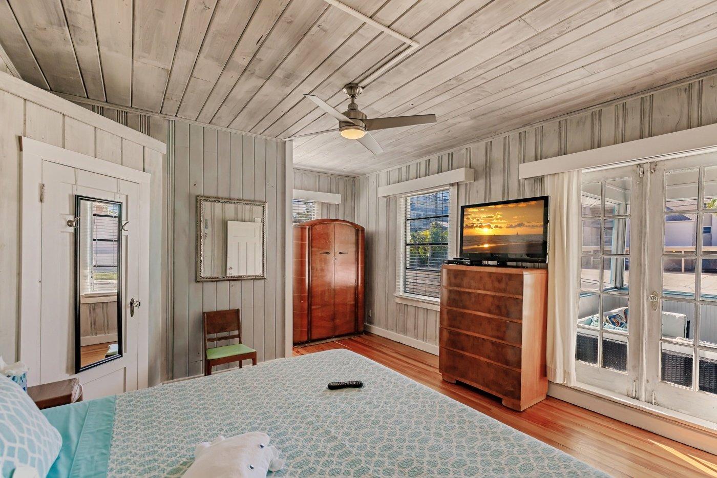 The Cottage, King Bedroom 2