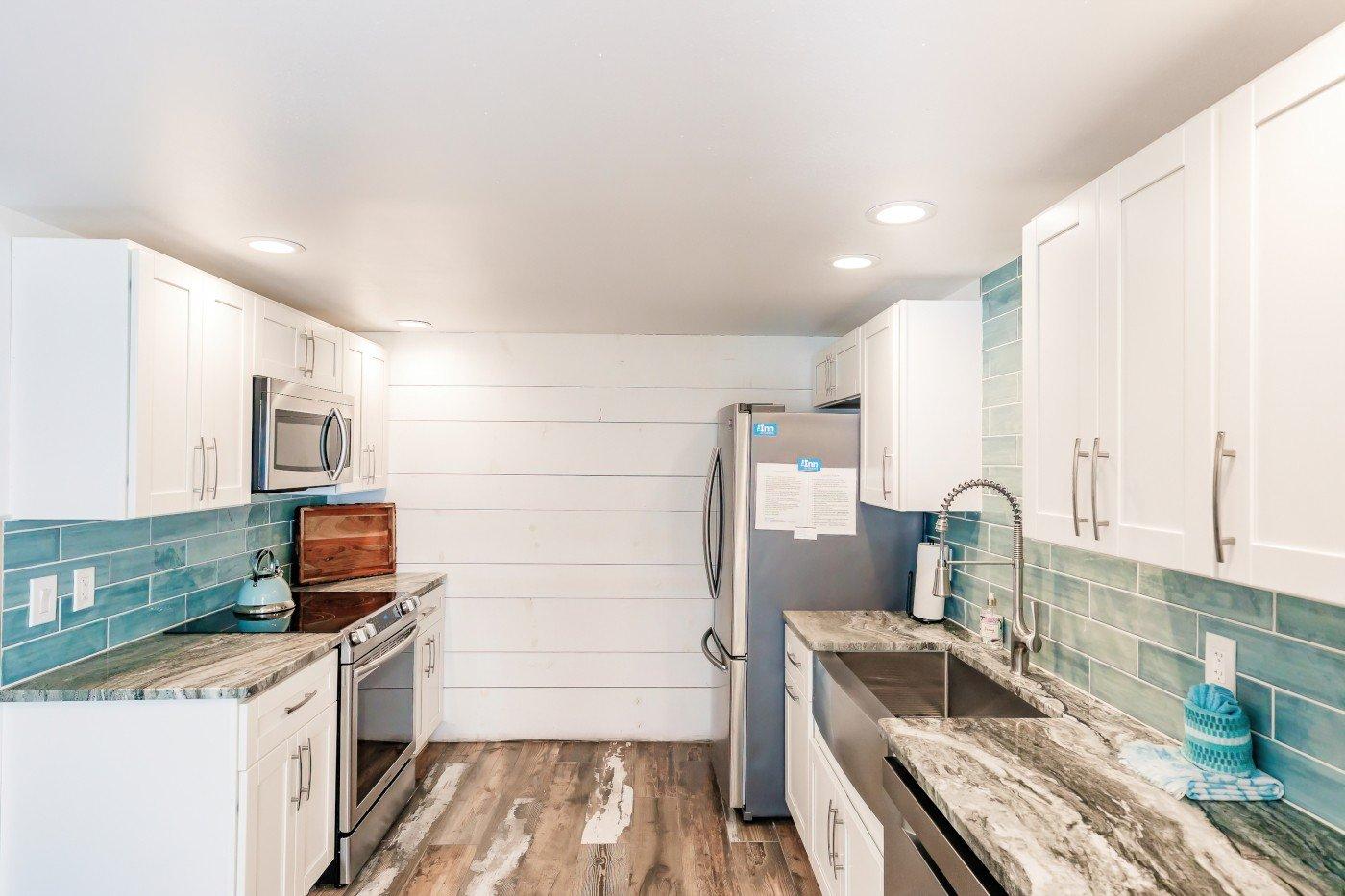 The Cottage, Kitchen 3