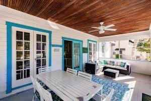 The Cottage, Porch 2