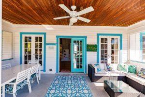 The Cottage, Porch 4