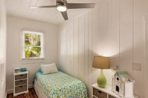 The Cottage, Twin Bedroom 1